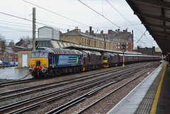 57302, 37685 & 37516 5Z85 (DM47744) Tags: rescue west english station electric