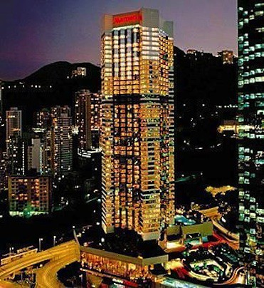 marriott hong kong