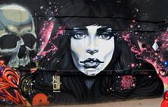 Bristol Bedminster Graffiti / Streetart - Painted at Upfest 2013 - Graffiti Artist: Philth  {Explore - 18/12/2013 - Highest Position 64} (Andy_Hartley) Tags: streetart bristol graffiti bedminster explore philth flickrexplore explored flickrandroidapp:filter=none upfest2013