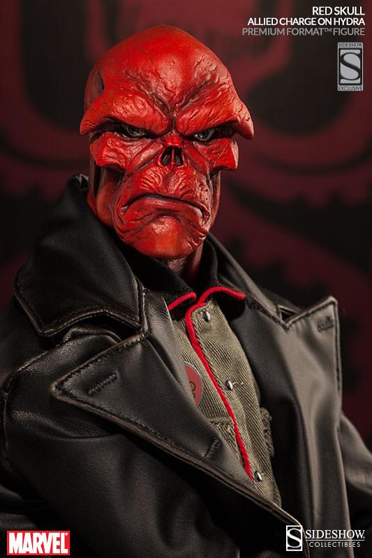 【圖片更新】絕對的邪惡降臨!紅骷髏 Allied Charge on Hydra Premium Format Figure