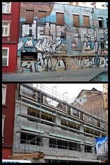 RIP (Ghost Hunter Frankfurt) Tags: streetart rooftop graffiti frankfurt rmc cityghosts