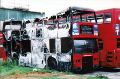 CUL 150V (markkirk85) Tags: park new bus london buses transport royal cul titan regional leyland 150v 11980 t150 cul150v