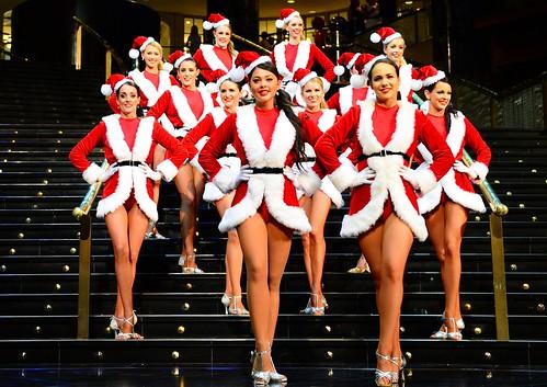 More Christmas Belles at Crown