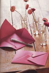 Origami création - Didier Boursin - Carte de voeux