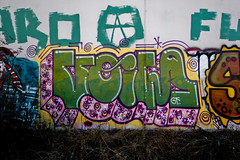 Voila (You can call me Sir.) Tags: california graffiti bay east bayarea northern voila wawy