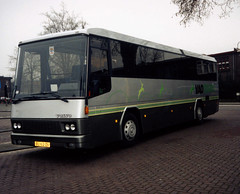 VAD bus 206 Apeldoorn NS (Arthur-A) Tags: bus netherlands buses volvo nederland autobus apeldoorn gelderland vad bussen denoudsten