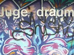 Jugendraum / 4 (micky the pixel) Tags: streetart graffiti schweiz switzerland tag zrich altstetten jugendraum bachwiesen