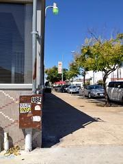 013 (ube1kenobi) Tags: streetart art graffiti stickers urbanart stickertag ube sanfranciscograffiti slaptag newyorkgraffiti losangelesgraffiti sandiegograffiti customsticker ubeone ubewan ubewankenobi ubesticker ubeclothing