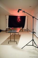 Bokeh Light in a Glass Setup Photo (Shardayyy) Tags: light glass nikon bokeh potd 365 d800 2470mm project365 365project cactusv4 yongnuo