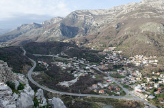 Jadranski road, Montenegro