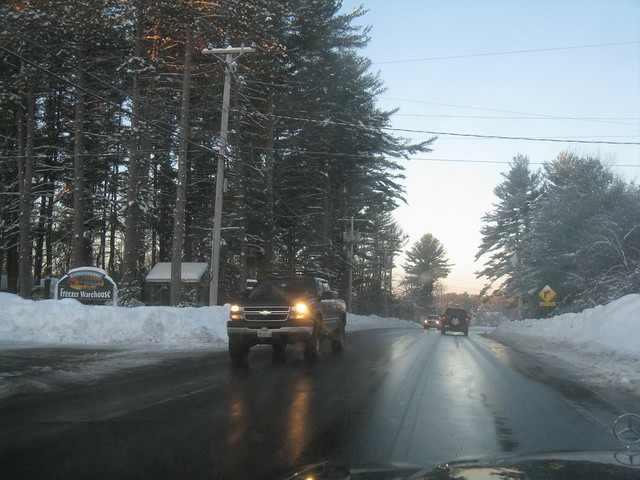 2005 2003 trees winter snow cold chevrolet 2004 pine truck gm frost newhampshire pickup nh super 2006 warehouse route vehicles chevy londonderry tall 28 freezer silverado 2007 3500 wetroads