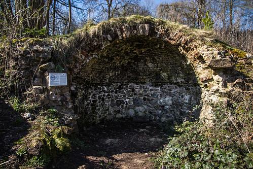 The Grotto, Piercefield Estate