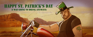 Happy St. Patrick's Day 2014