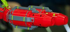 Atlantis Assault Mech (SEdmison) Tags: lego atlantis scifi mecha mech brickscascade atlantisassaultmech brickscascade2014