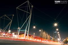 - (ToBe.Photo) Tags: bulb night skyscraper landscape torino grattacielo turin notte lungaesposizione tobephoto