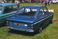 Singer Chamois Coupe - RBP 960E (Andy Reeve-Smith) Tags: scotland bedfordshire singer imp coupe chamois rootes oldwarden shuttleworthcollege bedfordshireclassiccarshow