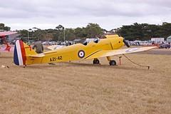 Moth Minor (joolsgriff) Tags: australia airshow raaf dehavilland pointcook mothminor a2142 vhczb