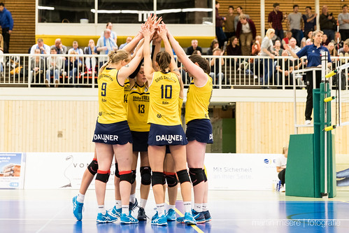 "3. Heimspiel vs. Volleyball-Team Hamburg • <a style=""font-size:0.8em;"" href=""http://www.flickr.com/photos/88608964@N07/32436887730/"" target=""_blank"">View on Flickr</a>"