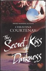 """BOOK 06 (Owlet2007) Tags: secret kiss darkness """"christina courtenay"""" mystery eighteenthcentury portrait innkeeper love affair fiancé life danger """"25 book challenge"""""""