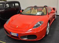 Ferrari F430 (2004-2009) (ikimuled) Tags: automotoretrò automotoretrò2017 ferrari ferrarif430