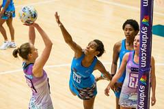 Netball (International World Games Association) Tags: 2015 day10 fiji netballcentral scotland sydney wilkinson worldcup netball sydneyolympicpark nsw australia au