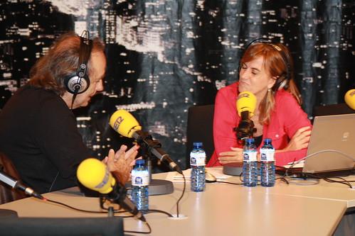 Joan Manuel Serrat i Gemma Nierga