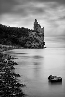 Greenan Castle Ayr.