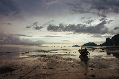 Low tide across the gulf, Ao Nam Mao (bwaters23) Tags: earth asia thailand krabi leica q travel