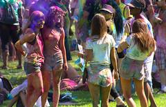 Holi #19 (Robert Borden) Tags: holi festivalofcolors color colorful women smile photographer pose fun happy elmonte socal la losangeles california west westcoast usa northamerica canon canonphoto canonphotographer canonphotography canonusa canoncalifornia canonrebel t5