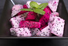 White and Red Dragon Fruit Salad in a Ceramic Bowl (Transient Eternal) Tags: food hylocereus stenocereus crunchy dessert dinner dragonfruit eat fruit fuschia good healthyfood juicy meal nutrient nutritious pink pitahaya pitaya seeds superfood sweet white