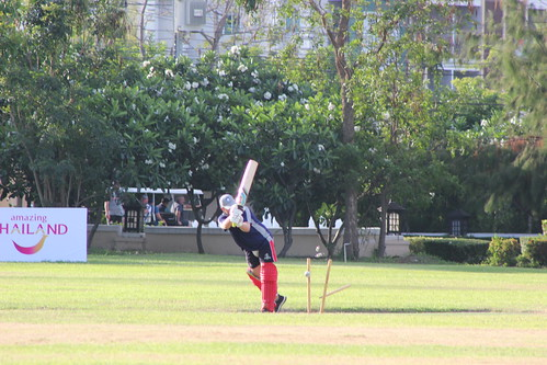 Hua Hin International cricket 6-a-side 2017 day 2