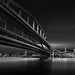 The Land of Connections Ⅲ: The City of Resurrection (YOSHIHIKO WADA) Tags: fineart longexposure blackandwhite japan koube bridge architecture