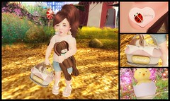 Easter Egg Hunting (delisadventures) Tags: secondlifefashion secondlife second secondlifefashionblog slfashion slfashionblog secondlifeblog sl slfashionblogger slblogger slfashin slfashions seconlifefashion slfashino slbaby slblog slevents slbog slkids slblogg slbabe summer slfamily slaccessories spring summertime sunshine shorts easter bunny snickers candy lady bug chick chicken toddleedoo free prize egg egghunt eggz hunt boogers paper damsels tiny trinkets little stars forest outdoors nature spoon