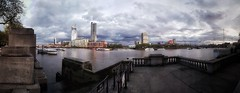 Wider screen (Мaistora) Tags: river scape riverside riverscape cityscape landscape skyline panorama sweep autostitch incamera samsunggalaxys7