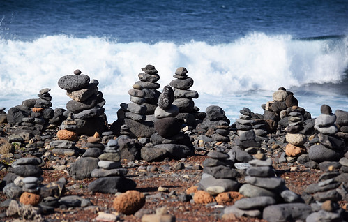 Stone Pebble Beach - Tenerife