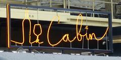 Cabin, London SE1.. (piktaker) Tags: london waterloo londonse1 pub inn bar tavern pubsign innsign publichouse waterloostation cabin
