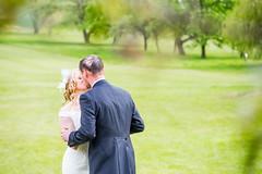 Dan & Lorraine embrace (danjama) Tags: wedding brideandgroom embrace kiss love weddingphoto weddingphotography beautiful people portraits bokeh weddingdress married canon6d 70210f4
