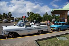 Gasstation (DirkVandeVelde on and off) Tags: cuba caraïben noordamerika northamerica gasstation tankstation oldtimer