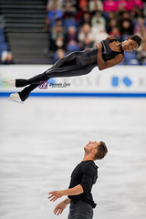 Vanessa James & Morgan Cipres - FRA (Danielle Earl Photography) Tags: 2017canadiantirenationalfigureskatingchampionships pairs twist figureskating