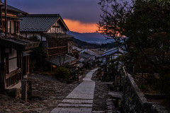 Kiso Valley - Magome - 03 (coopertje) Tags: japan kiso valley architecture magome