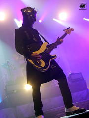 Ghost - A Nameless Ghoul (The Crow2) Tags: thecrow2 panasonic dmctz70 koncert concert music zene metal ghost london o2forumkentishtown 2017 uk anglia england