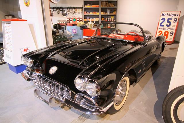 National Corvette Museum: 1959 Corvette
