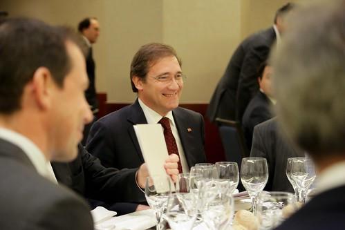 Pedro Passos Coelho na Conferência FAE em Lisboa