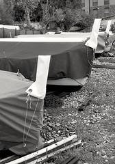 B&N (lucianoserra490) Tags: maredinverno barche biancoenero pescatori