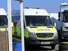 5422 - MacNeillie - WU16 KXO - 002 (Call the Cops 999) Tags: uk gb united kingdom great britain england 999 112 101 emergency service services vehicle vehicles police policing constabulary law enforcement