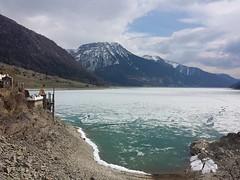 Lago di Resia  - Alto Adige / South Tyrol   -  Italia (amos.locati) Tags: amos locati resia lago see alto adige italia italien europe europa south tyrol panorama landscape paesaggio ghiaccio gelo ngc italy ice lac