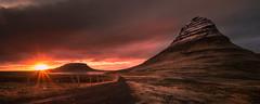 kirkufel sunset (corsicagwen) Tags: