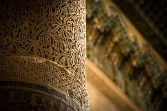 Stone carving at its finest! (Ettore Trevisiol) Tags: ettore trevisiol nikon d7200 d300 sigma 10 20 nikkor 18 70 55 200 morocco marocco telouet kasbah stone carving