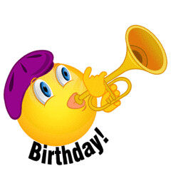 Happy Birthday Gifs (wapppictures47) Tags: emoticons happy birthday images pictures