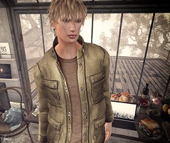 Spice wearing A&D Clothing Jacket Hank @ Men Only Monthly and ::ALTER:: Cheshire Earcuff @ Hashtag Event (Two Too Fashion) Tags: secondlife secondlifemodel secondlifefashion secondlifeblogger mom menonlymonthly ad adclothing alter adclothingjackethank altercheshireearcuff hashtagevent maleoutfit malemodel malejacket leathermalejacket earcuff fashion fashionblogger fashionmaleoutfit fashionmale casualchic casual chicoutfit elegance fashionoutfit malefashion